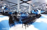 Big Area Decoartion Show Mirror Ball Balloons 4m 5m 6m Logo Can Be Printed