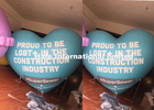 PVC Helium Advertising Heart Shaped Balloons For Parade Branding Or Decoration