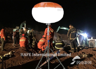 Porcellana Lighting Moon Balloon Light Enable To Light Up 22500 M² In Only Two Minutes fabbrica