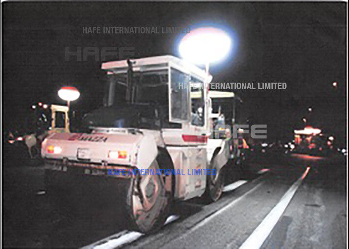 Portable / Mounted Lighting Units On Search Rescue Trucks LED 120W  For Military Forces