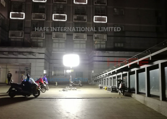 Sun 3000M Glare Free Lighting 3X1000W Metal Halide Lamp With Big Area Illuminate